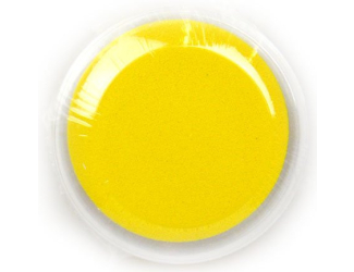 Polštářek pro razítkování Macaron - Žlutá