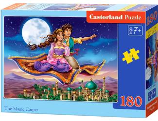 Puzzle 180 dílků - Létající koberec