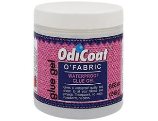 Odif gelové lepidlo, ochranná vrstva na textil 250 ml, OdiCoat