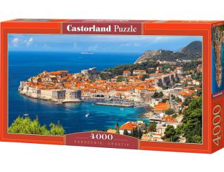 Puzzle 4000 dílků - Dubrovnik, Chorvatsko