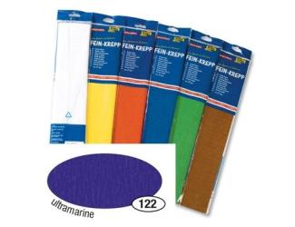 Krepový papír- fialový 50cm x 2,5m