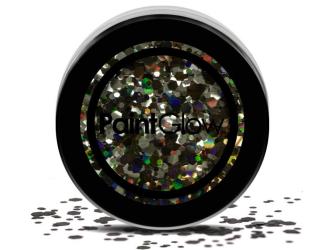 Třpytky Chunky 3g černé (black enchantress)