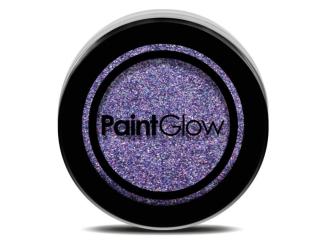 Třpytky holografické 3g - fialové (violet)