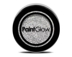 Třpytky základní barvy 3g - stříbrné (silver)