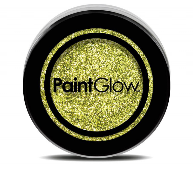 Třpytky základní barvy 3g - zlaté (gold)
