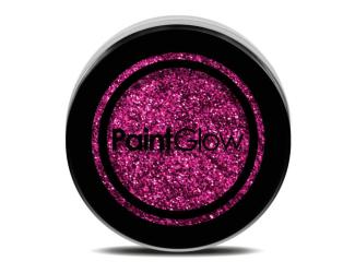 Třpytky základní barvy 3g - růžová (pink)