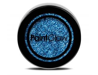 Třpytky základní barvy 3g - modrá (blue)