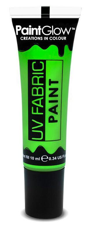 Barvy na textil UV neon 13 ml - zelená (Neon green)