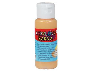 Akrylová barva 60ml - žlutá (cadmium yellow)