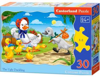 Puzzle Castorland 30 dílků - Ošklivé káčátko