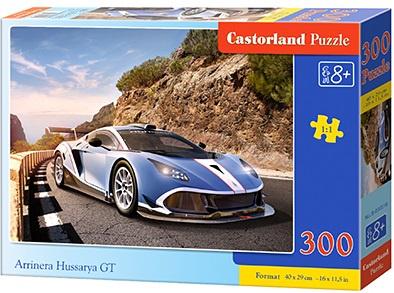 Puzzle 300 dílků- Modré Arrinera Hussarya GT