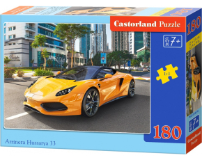 Puzzle Castorland 180 dílků - Žluté Arrinera Hussarya 33