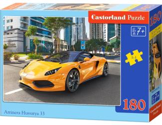 Puzzle 180 dílků - Žluté Arrinera Hussarya 33