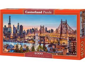 Puzzle Castorland 4000 dílků - Večer v New Yorku