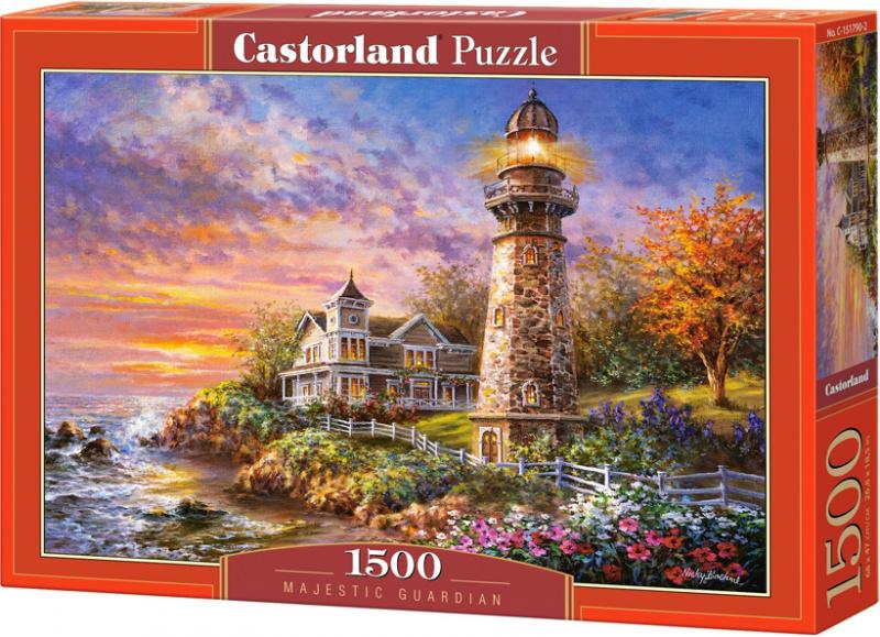 Puzzle Castorland 1500 dílků - Maják
