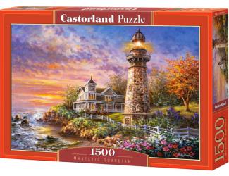 Puzzle 1500 dílků- Maják