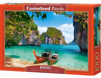 Puzzle 1000 dílků - Ko Phi Phi le, Thajsko