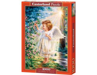 Puzzle Castorland 1000 dílků - Andělský dotek