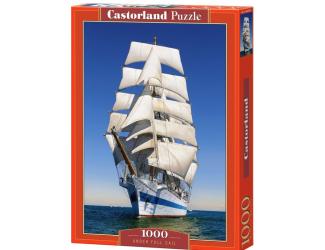 Puzzle 1000 dílků - Plachetnice