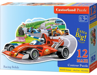 Puzzle Castorland Contour MAXI 12 dílků - Formule