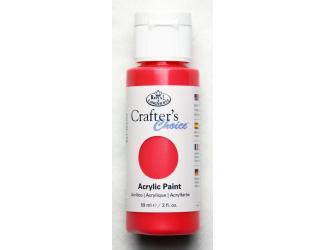 Akrylová barva perleťová 59 ml - malinová (Pearl Scarlet)