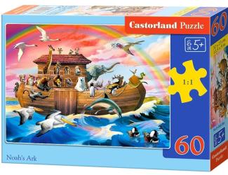 Puzzle 60 dílků - Neomova archa