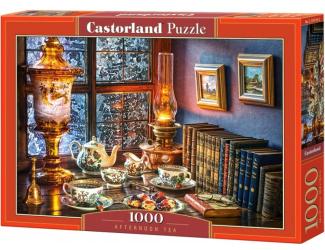 Puzzle Castorland 1000 dílků - Odpolední čaj