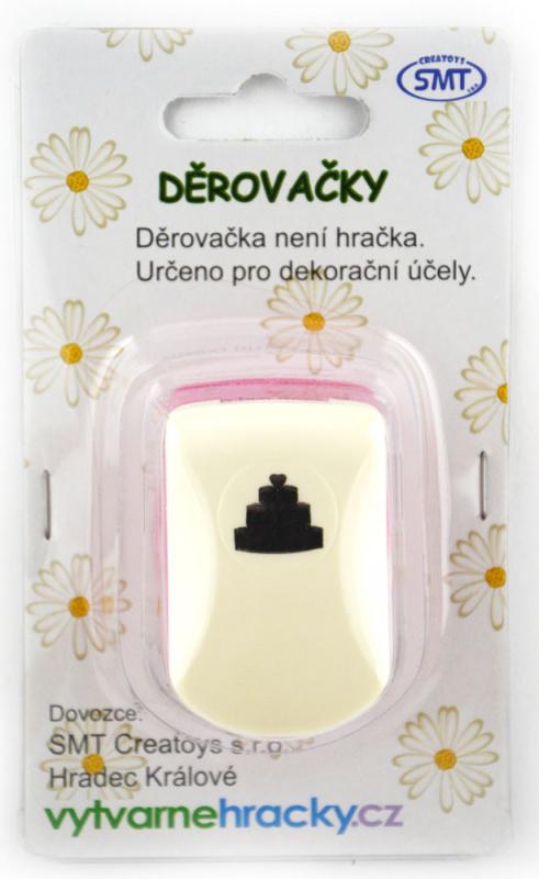 Děrovačka 16mm - Dort