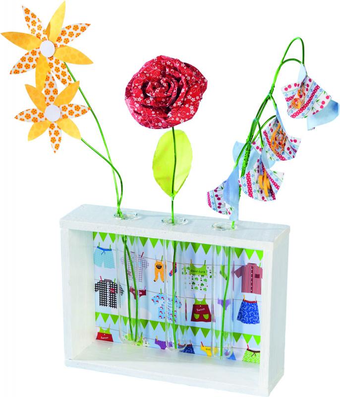 Papíry na skládání Origami - 15 x 15 cm - 50x, 7,5 x 7,5 cm - 120x
