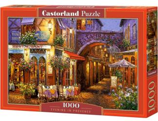 Puzzle Castorland 1000 dílků - Odpoledne v Provance