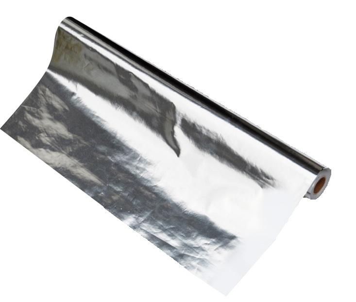 Metalický papír 0,5 x 10 m v roli
