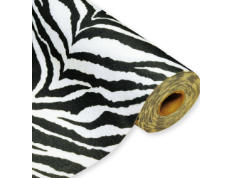 Filc v roli 0,45 x 5 m, 160 g, Zebra, CENA ZA ROLI 5 m