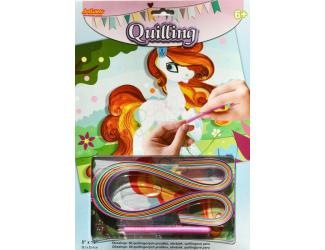 Quilling - koníček