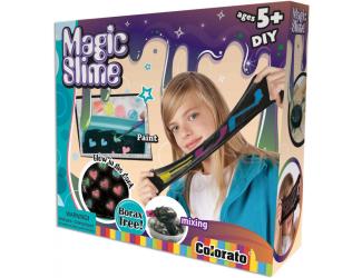 Magický sliz + barvy svítící ve tmě