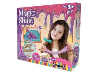 Magický sliz + duhové kuličky