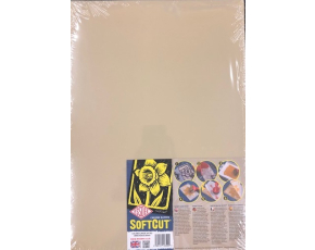 Lino Softcut  420 x 300 x 3 mm  10ks