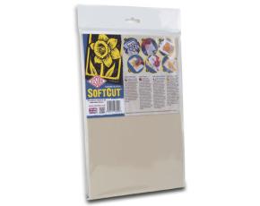 Lino Softcut  300 x 203 x 3 mm - 2 ks