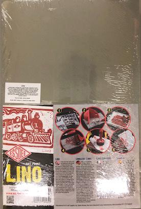 Lino 10ks, 305 x 203 x 3,2 mm