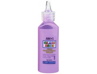 Barva na sklo 22 ml - fialová