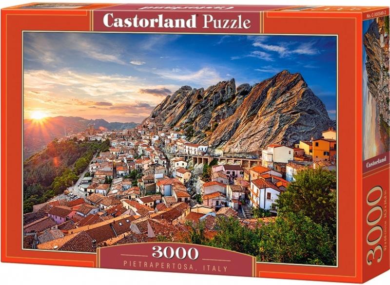 Puzzle Castorland 3000 dílků - Pietrapertosa, Italy