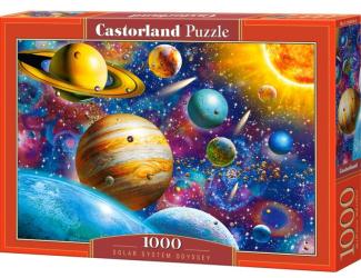 Puzzle 1000 dílků -Vesmír