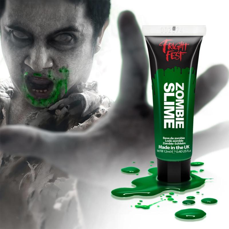 Falešná zombie krev - zelená 12 ml