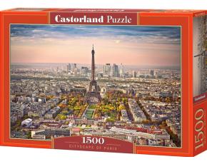 Puzzle Castorland 1500 dílků - Paříž