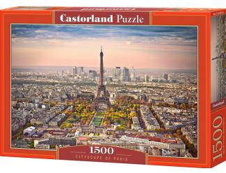 Puzzle 1500 dílků - Paříž