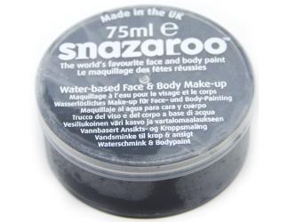 Snazaroo barva na obličej 75 ml - černá