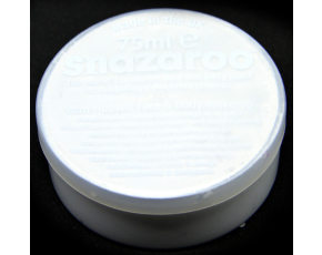 Snazaroo barva na obličej 75 ml - bílá