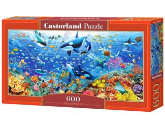Puzzle 600 dílků - Podmořský svět