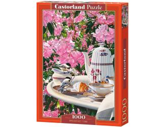 Puzzle Castorland 1000 dílků - Čas na snídani