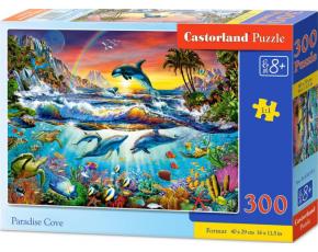 Puzzle 300 dílků- Rajská zátoka