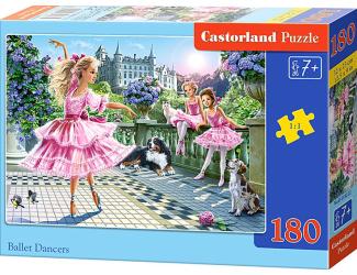 Puzzle Castorland 180 dílků - Baletky na terase